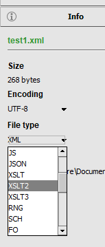 EditiX XML Editor Manual