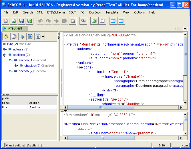 real time forex xml editor
