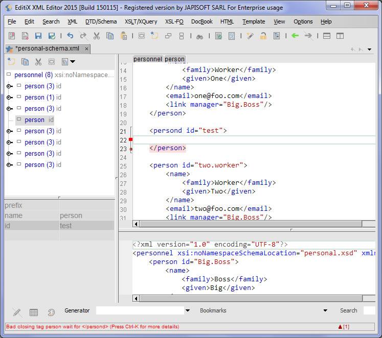 Download xml editor main xslt editor schema editor ccuart Image collections