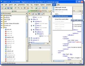 Xml редактор бесплатный